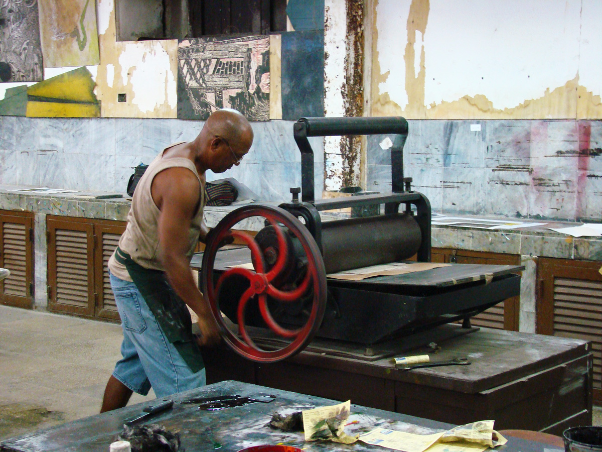Taller Experimental de Gráfica Havana // Cuba