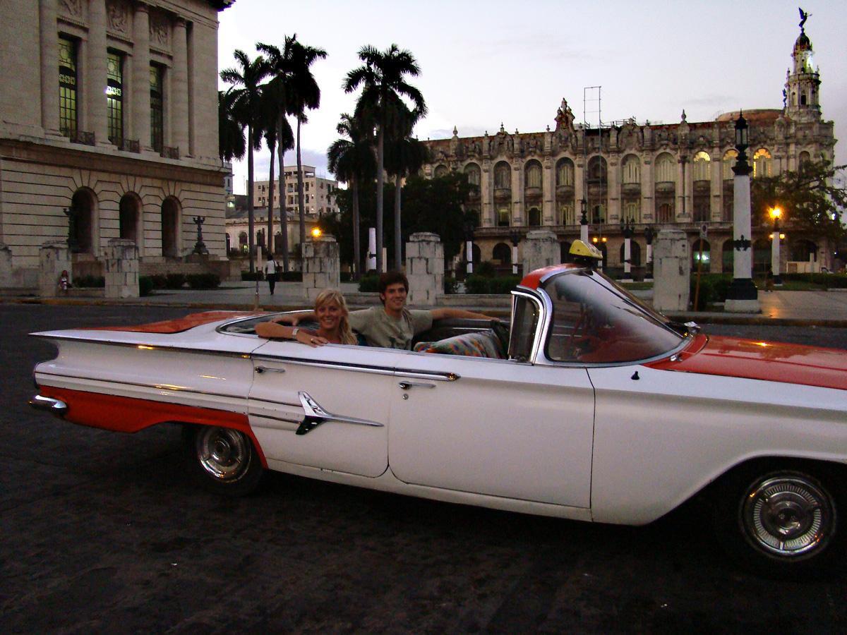 Oldtimer Havana // Cuba
