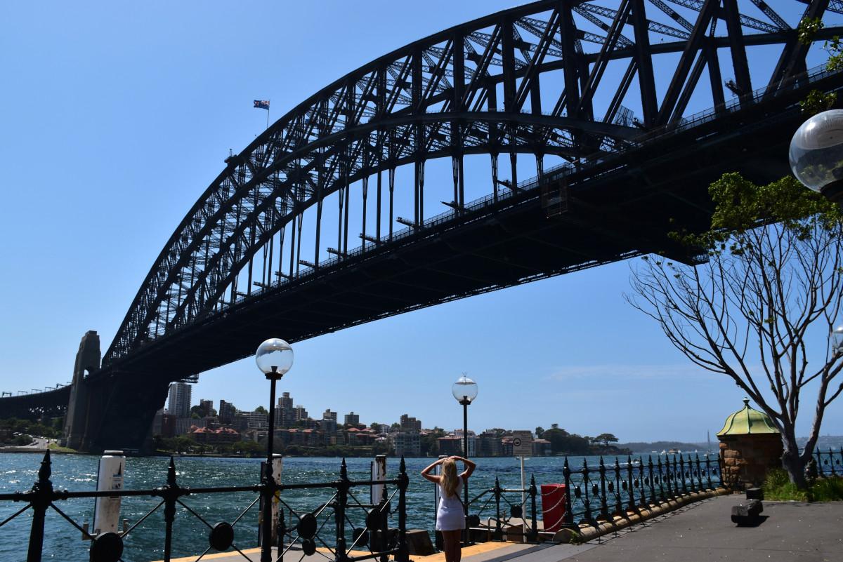 Dawes Point Park // Sydney // Australia