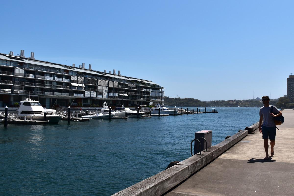 Walsh Bay // Sydney // Australia