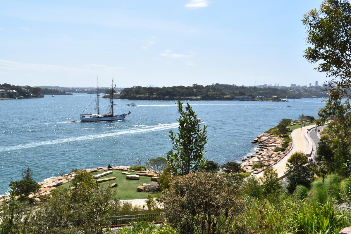 Barangaroo Reserve // Sydney // Australia