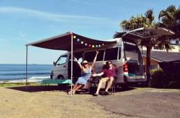 CAPE COCONUT campervan
