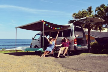 CAPE COCONUT campervan