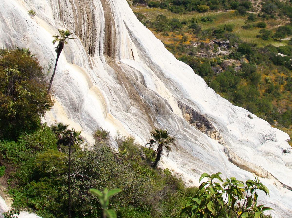 Mexico Hierve El Agua Mexico