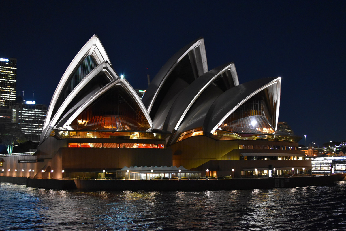 Manly Ferry Opera House Sydney