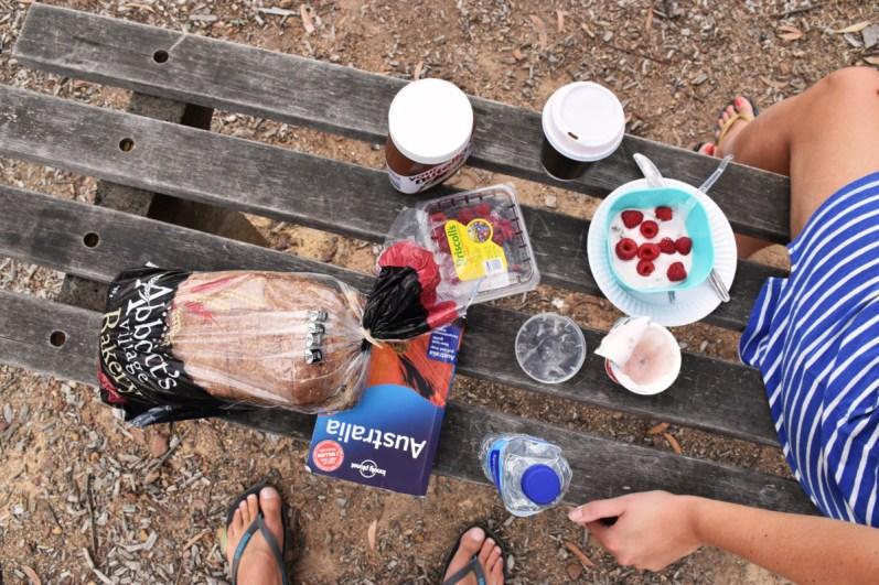 Road Trip Breakfast // New South Wales // Australia