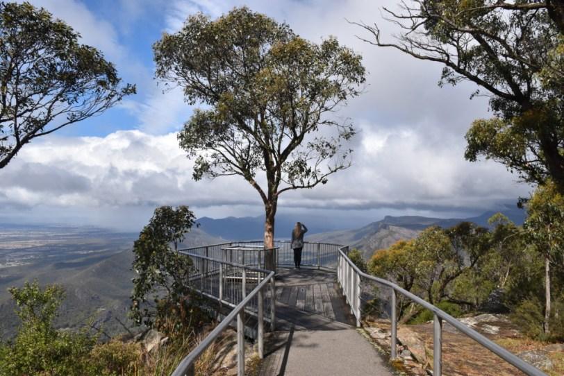 The Grampians Lookout Victoria Australia