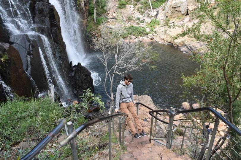 Mackenzie Falls Grampians Victoria Australia