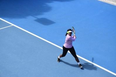Serena Williams at Australian Open Melbourne Australia