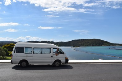 Campervan Sapphire Coast New South Wales Australia