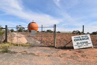 The Big Orange Berri South Australia