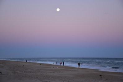 90 Mile Beach Sunset Victoria Australia