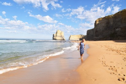Gibson Beach Twelve Apostles Victoria Australia