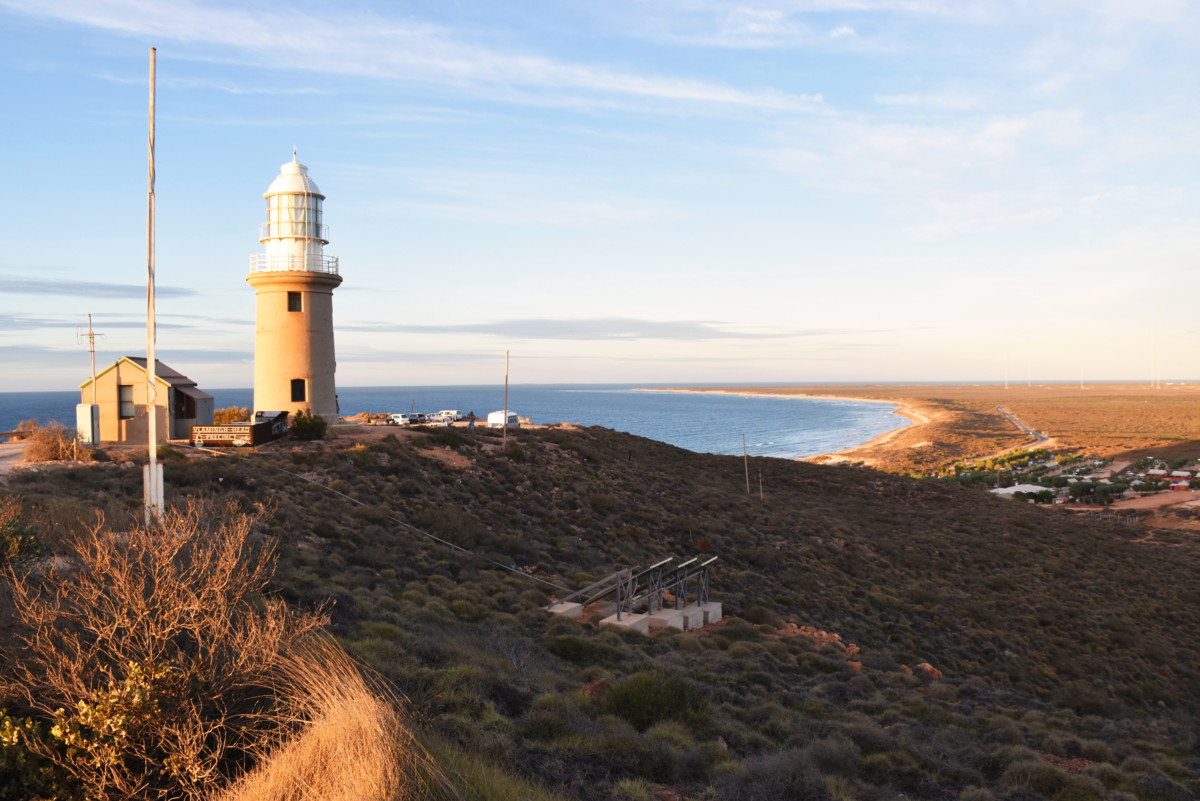 Australia Exmouth Vlamingh Head Lighthouse