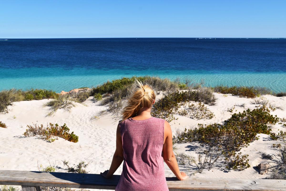 Australia Coral Bay Beach