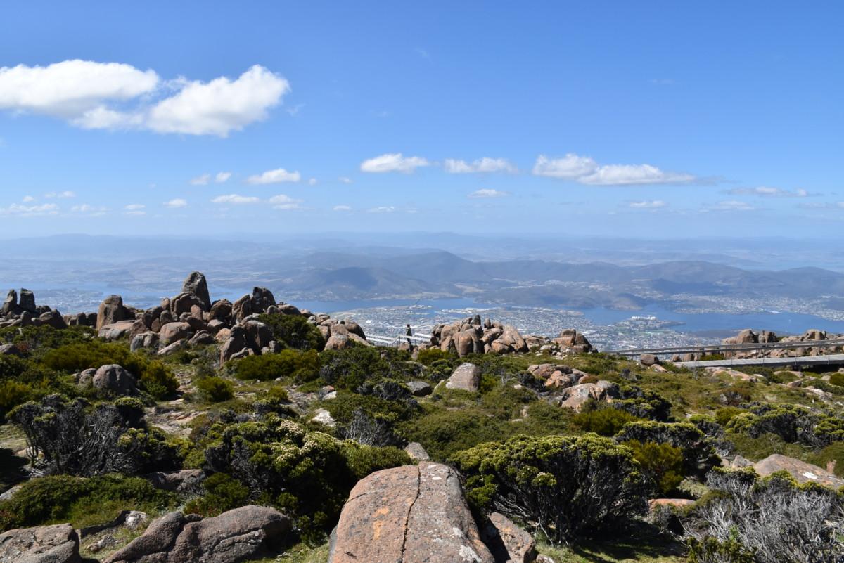 Tasmania Mount Wellington