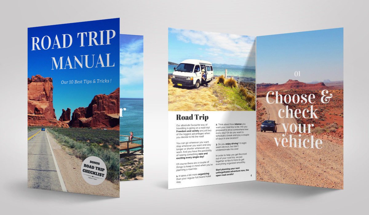 Road Trip Manual Ebook