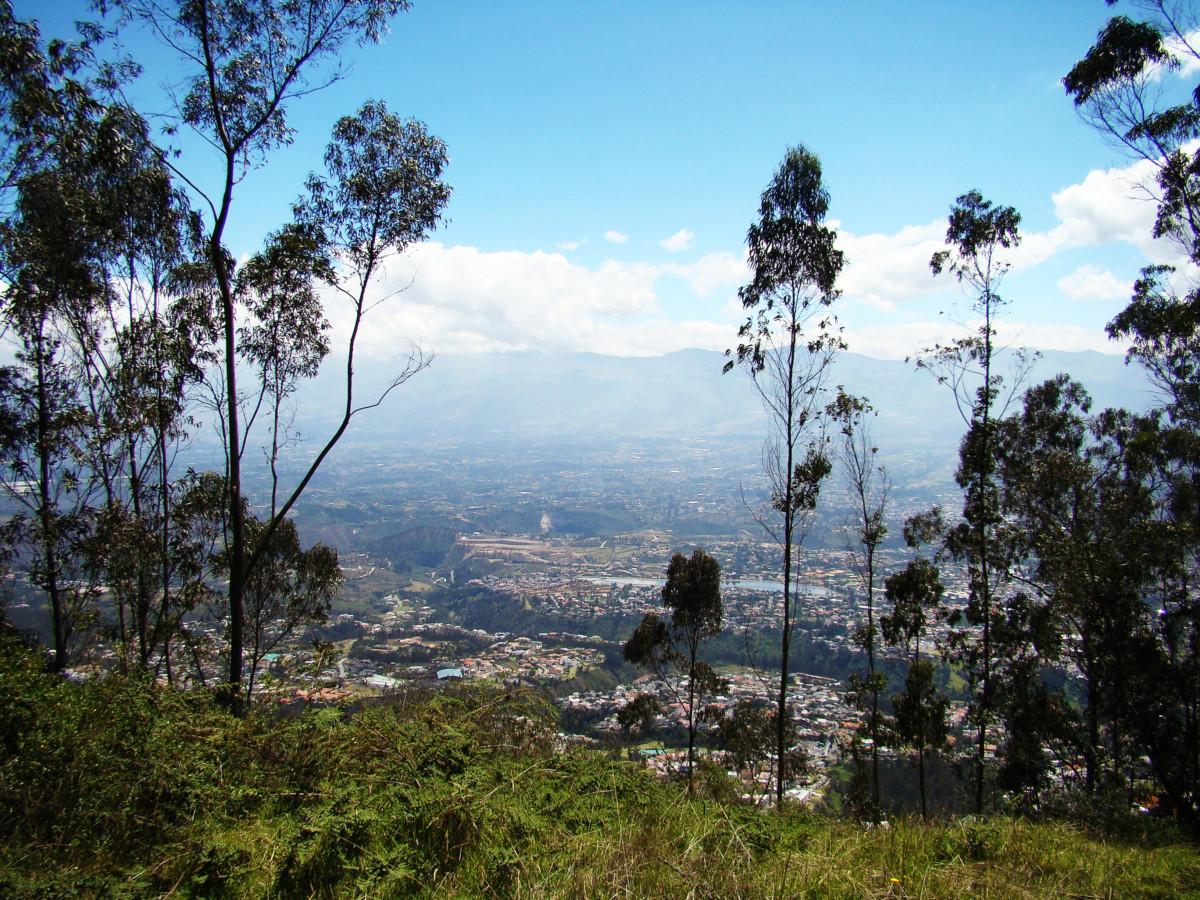 Parque Metropolitano, Quito, Ecuador