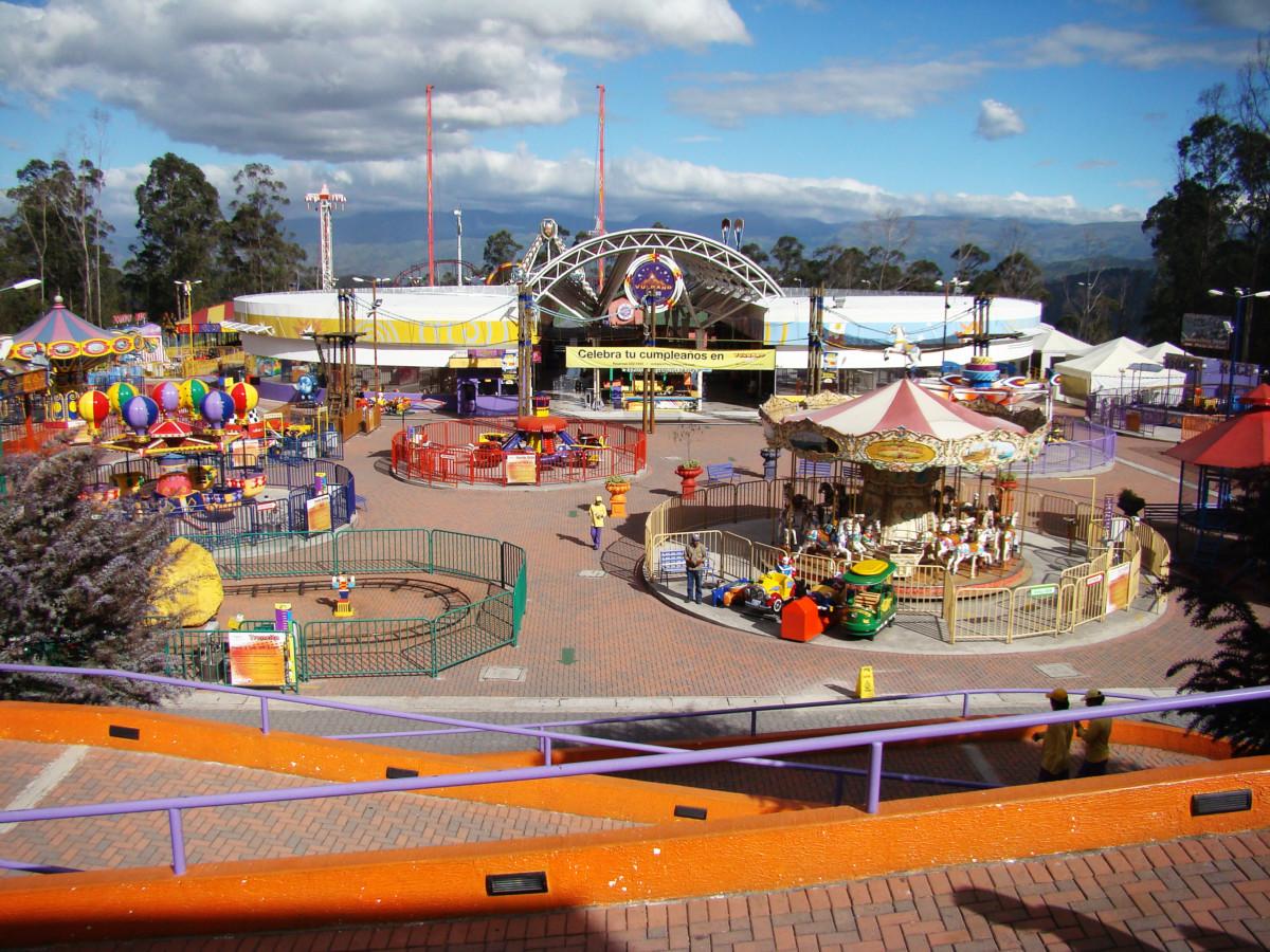 Vulqano Park,, Quito, Ecuador