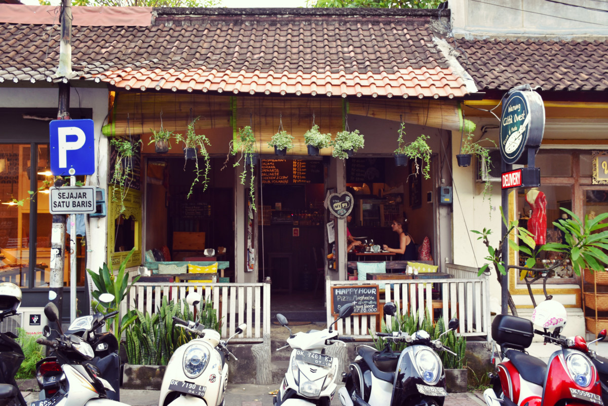Bali Ubud Warung Citta Ovest