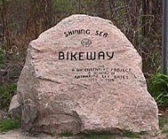Shining Sea Memorial Bikeway