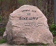 Shining Sea Memorial Bikeway