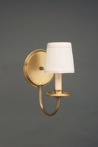 CCL141 Sconce with Lampshade | Cape Cod Lanterns