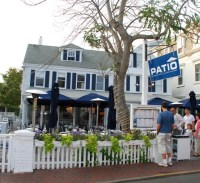 Patio American Grill & Blue Bar in Provincetown, MA ...