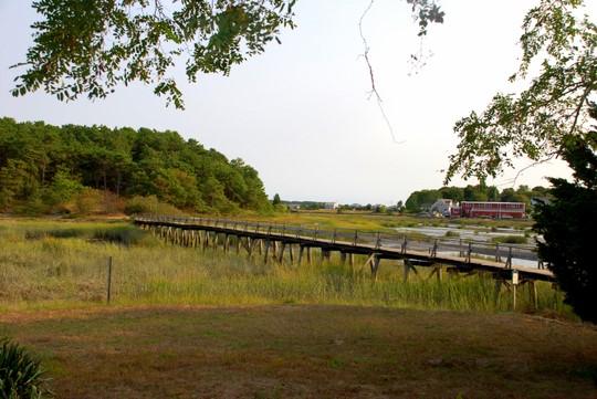 Uncle Tims Bridge  Wellfleet Massachusetts MA photo