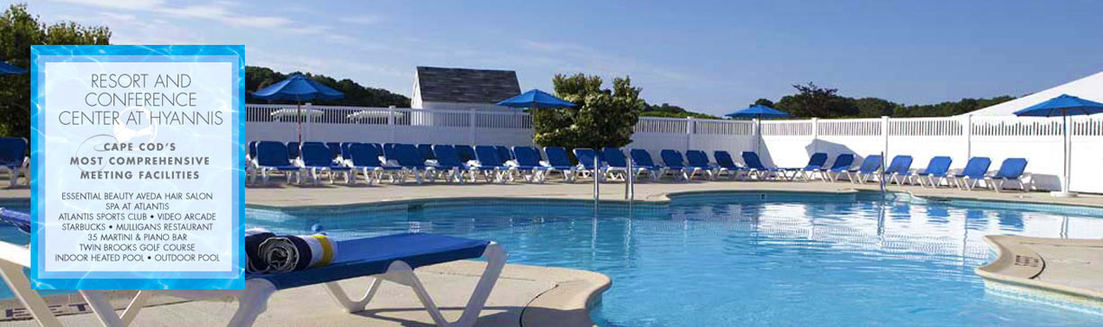 Cape Cod Resort and Conference Center Pool