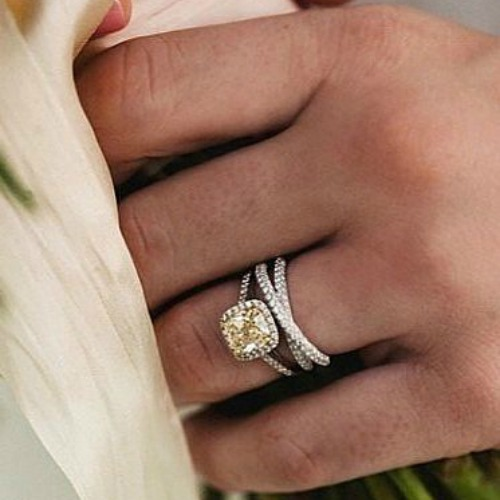 How To Pair Engagement Rings With Wedding Rings Cape