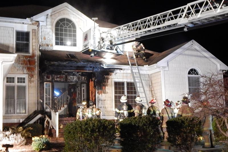 Home Burns In Rehoboth Beach Yacht And Country Club Cape Gazette