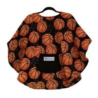 Child Hospital Gift Cape Ivy Basketball Fleece cape poncho