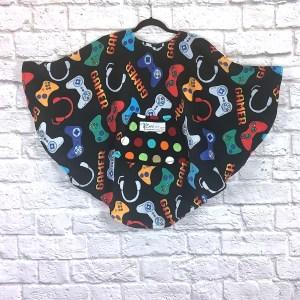Child Hospital Gift Fleece Poncho Cape Ivy Gamer