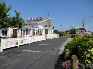 captain parkers restaurant in yarmouth
