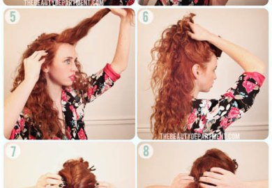 Easy Hairdos For Layered Hair