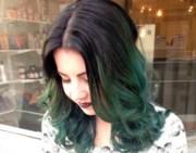 capelli verdi tante idee da cui