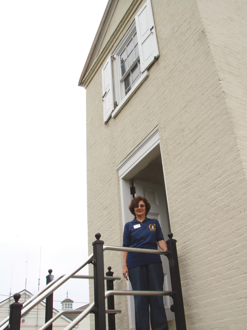 Working at the Top: Cape May's Lighthouse Keepers | CapeMay