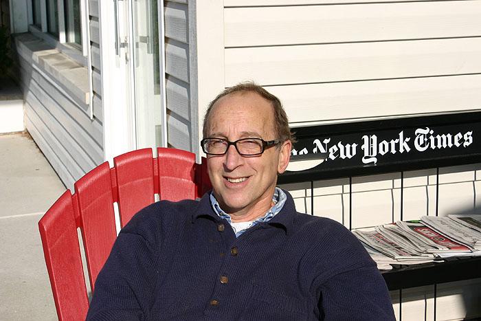 CM Chamber of Commerce President Ron Goldstein