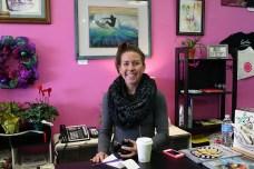 April Mauger of Sunshine News & Beach