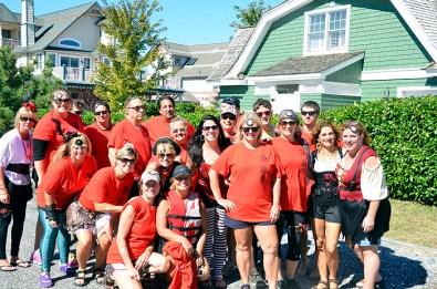 The Dirty Oars team