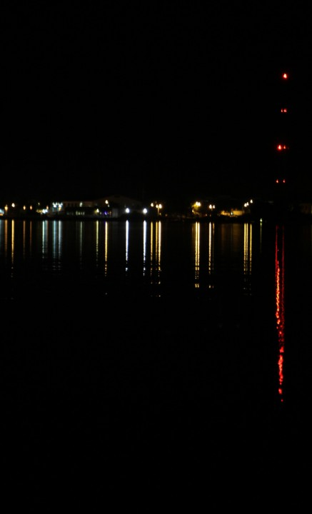 Cape May Harbor Lights