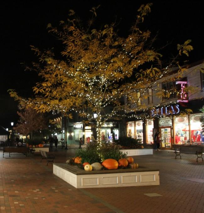 Night shopping