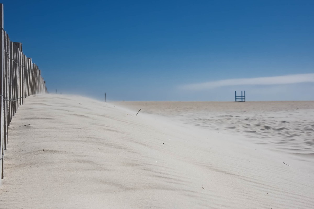 Speechless at the Dunes