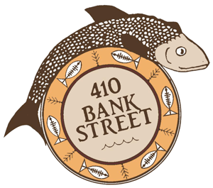 410 Bank Street logo