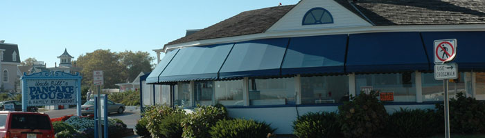 uncle bill's pancake house cape may