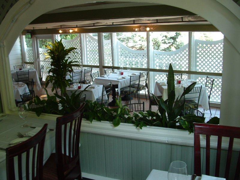 Washington Inn  Cape May Area Restaurants and Dining