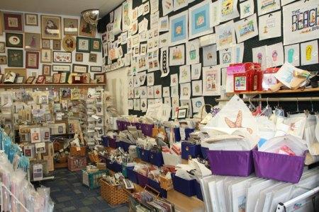 Stitch by Stitch store interior