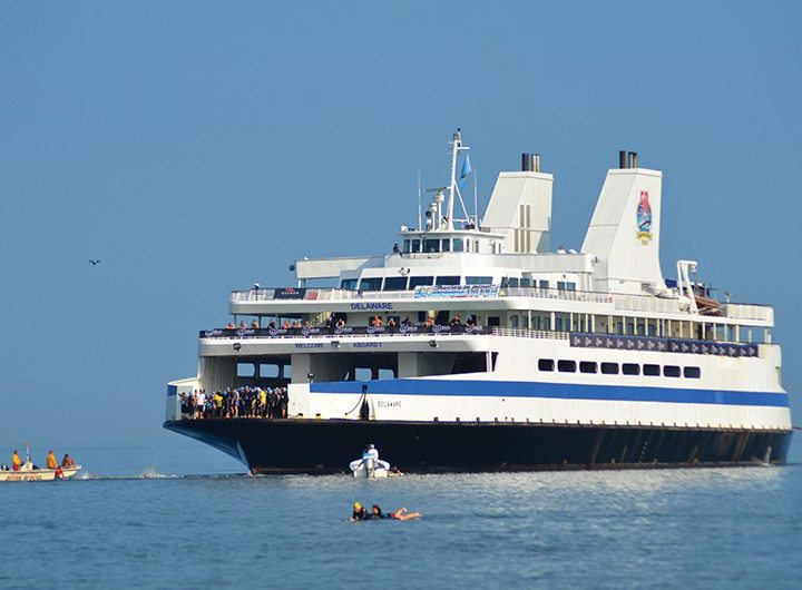 How I came to jump off the Cape May-Lewes Ferry