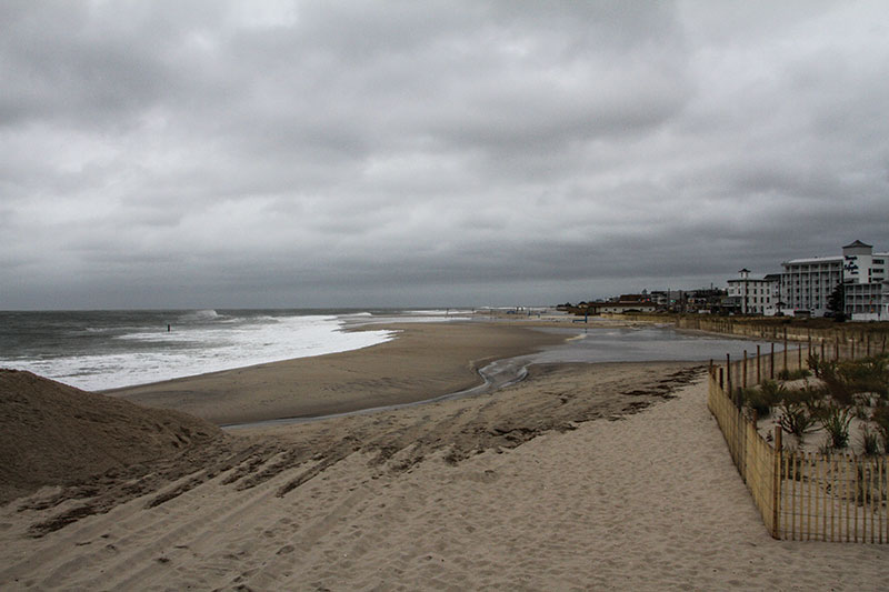 A Sea Change: The challenge of rising oceans to Cape May's future